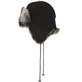 66° North Kaldi Arctic bonnet noir